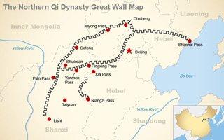 История Великой китайской стены